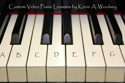 Custom Video Piano Lessons by Kevin A Woolsey copy